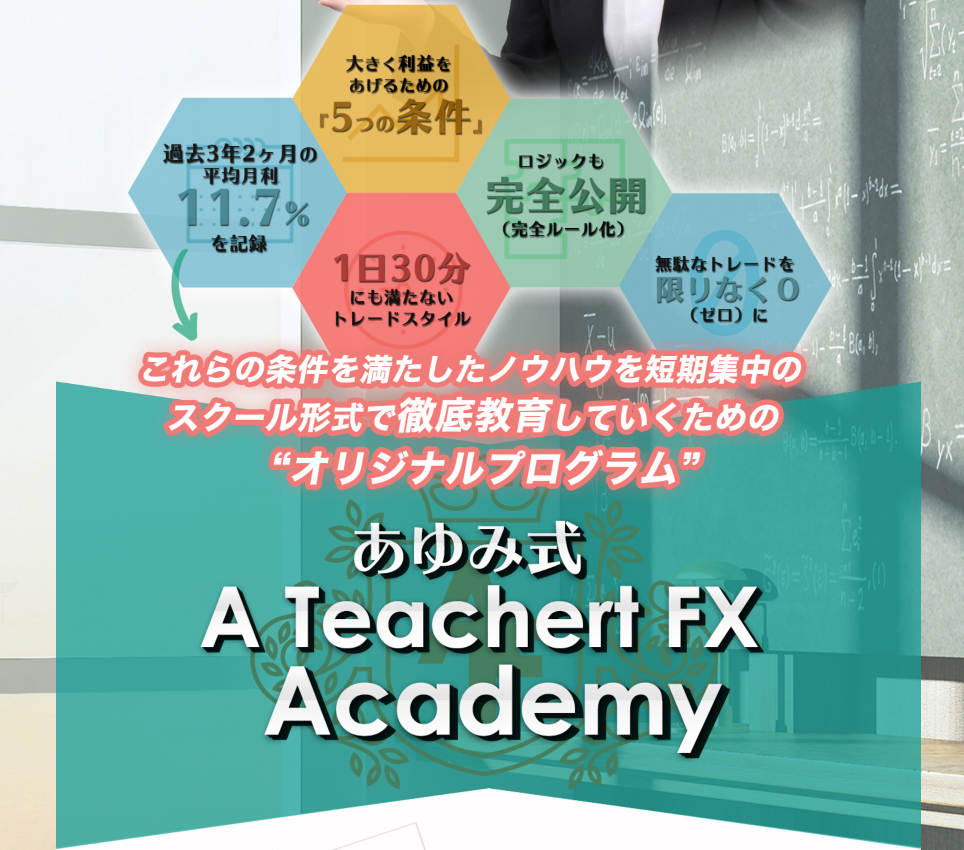 あゆみ式 A Teachert FX Academy